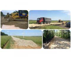 Дорожно- строительные работы