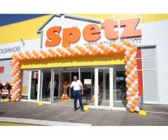 Строительный магазин SPETZ в г.Феодосия