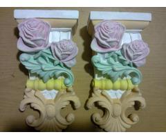 художественная лепнина, декоративная шпаклевка-штукатурка, объемные панно, скульптура