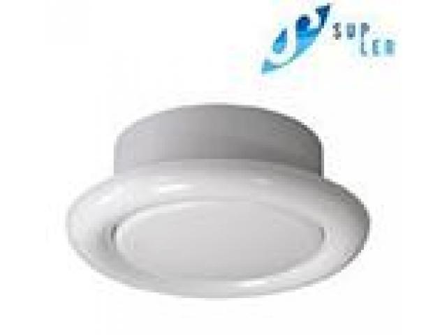 Диффузор пластиковый универсальный 125 мм - 1/1
