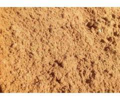 Продаем песок и суглинок с карьеров Крыма