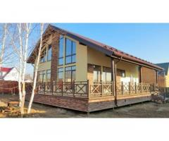 Строительство домов из СИП-панелей в Крыму - ООО «ЭкоСтрой»: высокое качество, доступные цены!