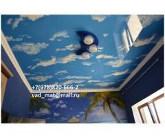 """Натяжные потолки в Керчи – фирма """"Скайммастер"""", лучший выбор по доступным ценам"""