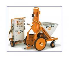 Механизированная штукатурка – качественные услуги от настоящих профессионалов.