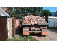 Вывоз строительного мусора в Алуште и юбк