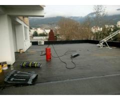 Ремонт крыш и помещений