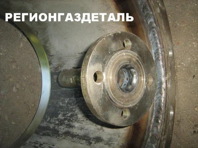 Фланцы стальные для трубопроводов АЭС, для трубопроводов атомных станций - 7/8