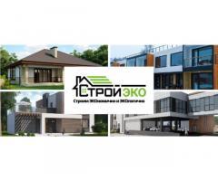 Строительство из ЛСТК и ЭКО материалов