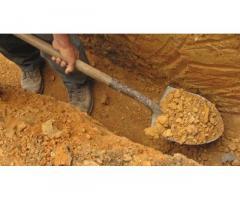 Земельные работы и демонтаж