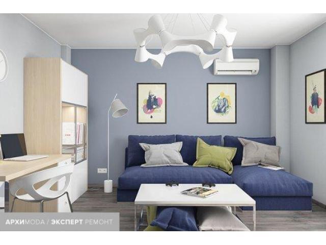 Дизайн-проект интерьера квартир под ключ - 2/9