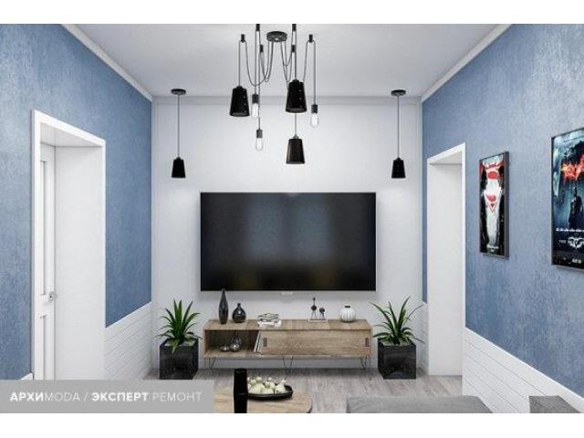 Дизайн-проект интерьера квартир под ключ - 9/9