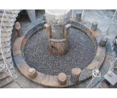 Скульптурные изделия из архитектурного бетона!