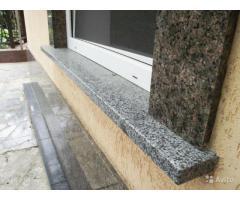 Подоконники из натурального камня