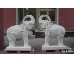 Скульптуры из мрамора и гранита