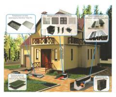 Системы поверхностного водоотведения
