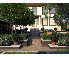 Студия ландшафтного дизайна GreenMaster